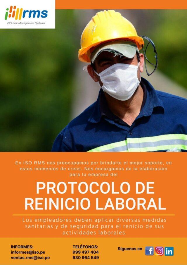 Protocolo de Reinicio laboral